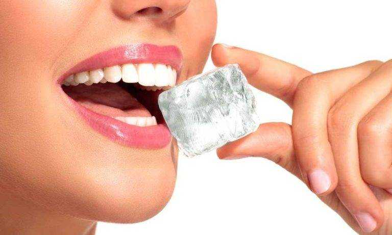Chewing-Ice