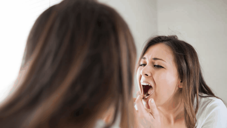 How-can-a-cavity-affects-health