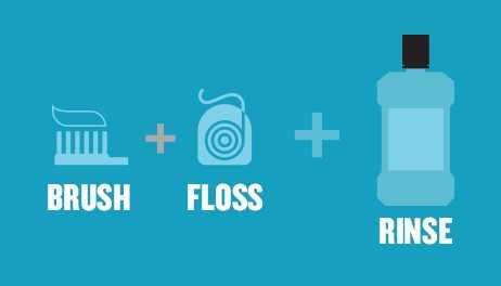 teeth cleaning..