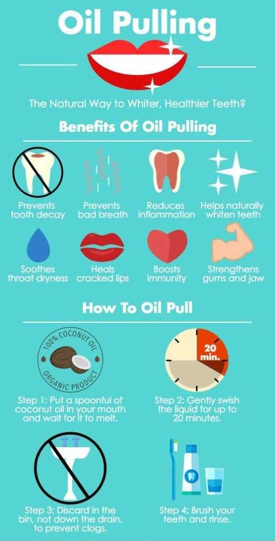 benefits of oil for pulling