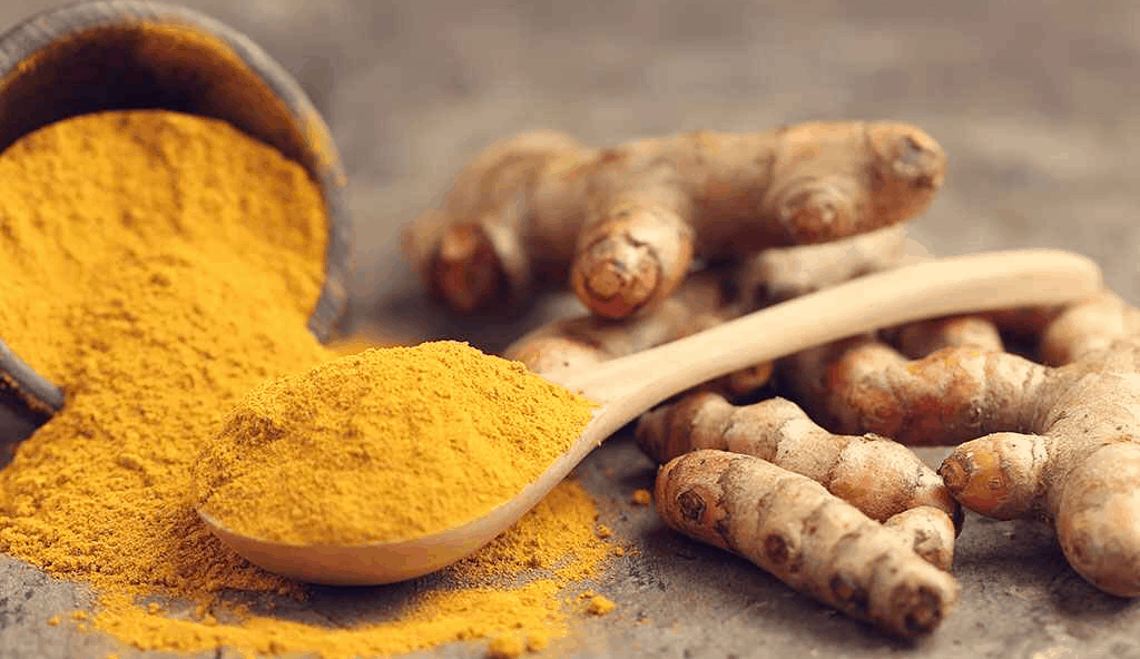 Turmeric for teeth