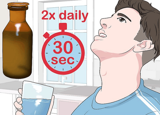 how to use mouthwash daily