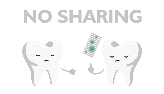 no-sharing-toothbrush