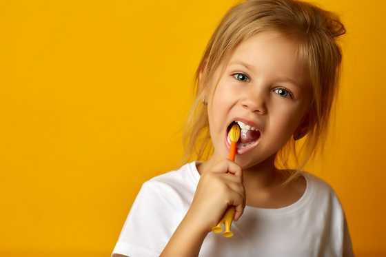 Child Oral Cleanliness