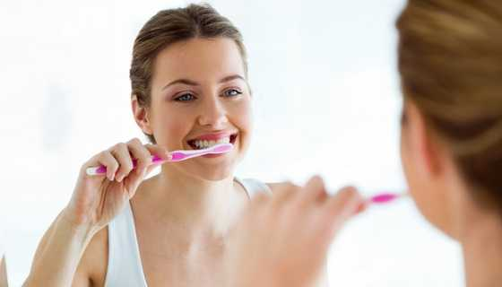 After consuming sugar, teeth must be immediately brushed