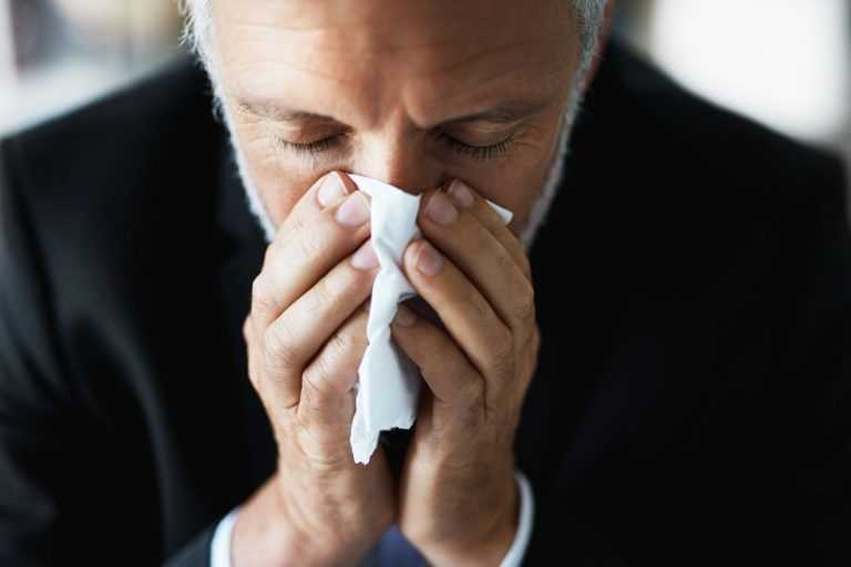 Do hayfever and seasonal allergies affect oral health