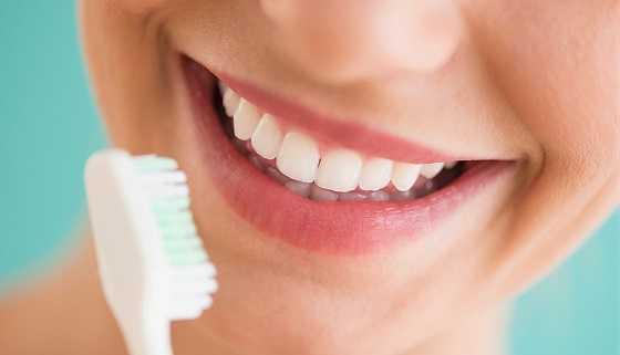 Following good oral hygiene