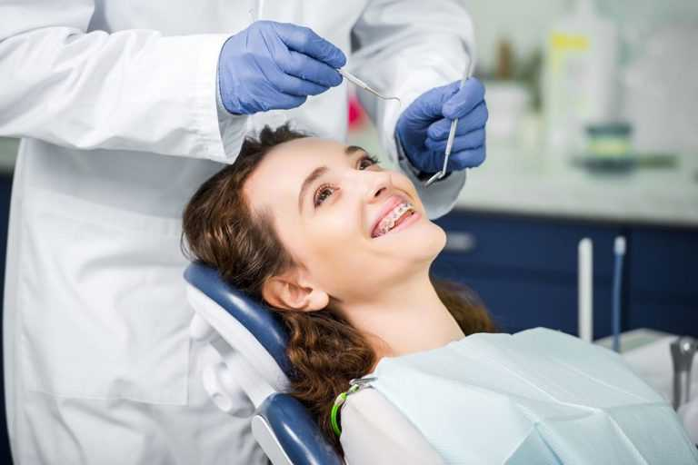 Why are some oral issues solved by Orthodontists
