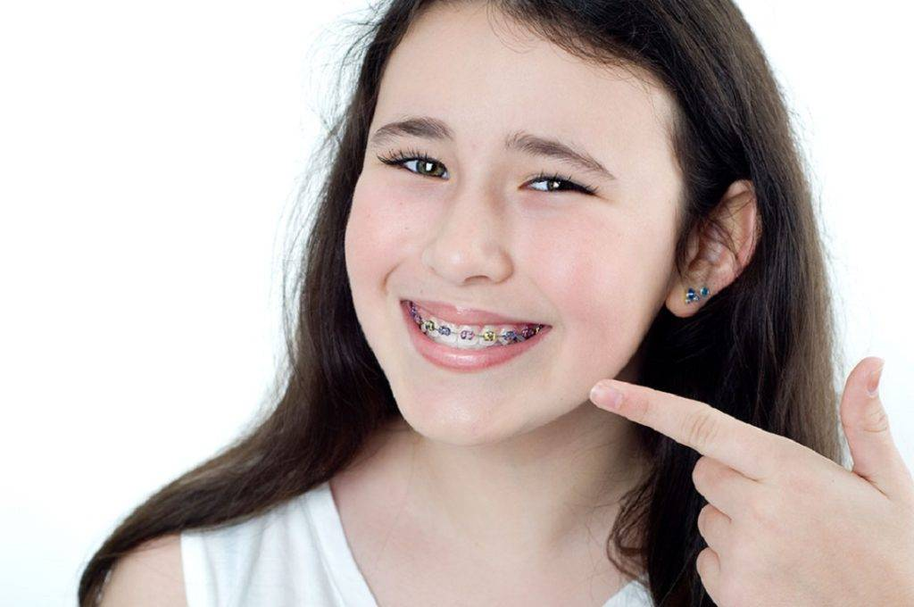 How do teeth move during braces treatment