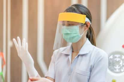 dentist during this pandemic