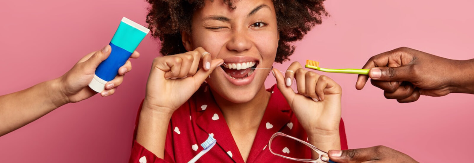 Maintain your Oral Health